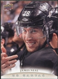2011/12 Upper Deck Canvas #C183 James Neal
