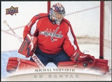 2011/12 Upper Deck Canvas #C204 Michal Neuvirth