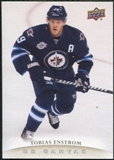 2011/12 Upper Deck Canvas #C208 Tobias Enstrom