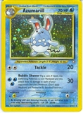 Pokemon Neo Genesis 1st Edition Single Azumarill 2/111