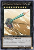 Yu-Gi-Oh Promo Single Superdreadnought Rail Cannon Gustav Max Ultra Rare JUMP