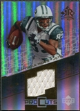 2004 Upper Deck Reflections Pro Cuts Jerseys Gold #PCSM Santana Moss