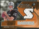 2005 Upper Deck SPx Rookie Swatch Supremacy #RSAW Andrew Walter