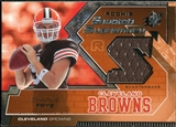 2005 Upper Deck SPx Rookie Swatch Supremacy #RSCF Charlie Frye