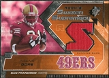 2005 Upper Deck SPx Rookie Swatch Supremacy #RSFG Frank Gore
