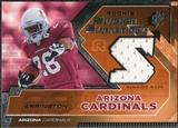2005 Upper Deck SPx Rookie Swatch Supremacy #RSJA J.J. Arrington