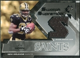 2005 Upper Deck SPx Swatch Supremacy #SWJH Joe Horn