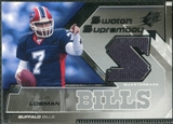 2005 Upper Deck SPx Swatch Supremacy #SWJL J.P. Losman