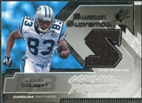2005 Upper Deck SPx Swatch Supremacy #SWKC Keary Colbert