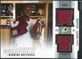 2005 Upper Deck SPx Rookie Winning Materials #RWMCA Carlos Rogers