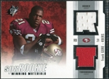 2005 Upper Deck SPx Rookie Winning Materials #RWMFG Frank Gore