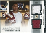 2005 Upper Deck SPx Rookie Winning Materials #RWMJC Jason Campbell