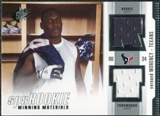 2005 Upper Deck SPx Rookie Winning Materials #RWMVM Vernand Morency
