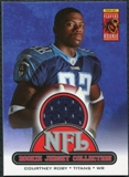 2005 Upper Deck Rookie Materials Rookie Jerseys #R12 Courtney Roby