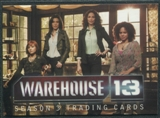 2012 Rittenhouse Warehouse 13 Season Three Promos #P2 Four Ladies Box Topper