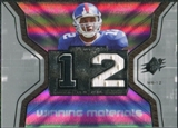 2007 Upper Deck SPx Winning Materials Jersey Number #WMSS Steve Smith USC