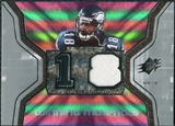 2007 Upper Deck SPx Winning Materials Jersey Number #WMST Donte Stallworth