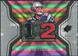 2007 Upper Deck SPx Winning Materials Jersey Number #WMTO Tom Brady