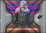 2007 Upper Deck SPx Winning Materials Jersey Number #WMTS Troy Smith