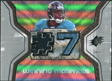 2007 Upper Deck SPx Winning Materials Jersey Number #WMBL2 Byron Leftwich