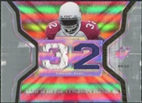 2007 Upper Deck SPx Winning Materials Jersey Number Dual #WMEJ Edgerrin James