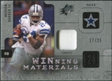 2009 Upper Deck SPx Winning Materials Patch #WBA Marion Barber /99