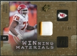 2009 Upper Deck SPx Winning Materials Patch #WGD Glenn Dorsey /99