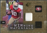 2009 Upper Deck SPx Winning Materials Patch #WIB Isaac Bruce /99