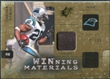 2009 Upper Deck SPx Winning Materials Patch #WJS Jonathan Stewart /99