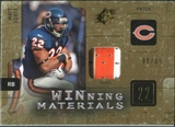 2009 Upper Deck SPx Winning Materials Patch #WMF Matt Forte /99
