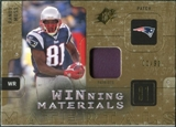 2009 Upper Deck SPx Winning Materials Patch #WRM Randy Moss /99
