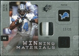 2009 Upper Deck SPx Winning Materials Patch Platinum #WKS Kevin Smith /25