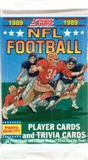 1989 Score Football Wax Pack