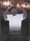 2011 Playoff Contenders #3 David Ortiz 1st Day Proof Season Ticket #06/10