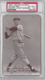 1939-1946 Salutations Baseball Ted Williams Exhibits #9 PSA 6.5 (EX-MT+) *7892