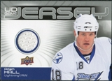 2010/11 Upper Deck Game Jerseys #GJAH Adam Hall