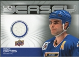 2010/11 Upper Deck Game Jerseys #GJAO Adam Oates
