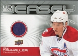 2010/11 Upper Deck Game Jerseys #GJCA Mike Cammalleri