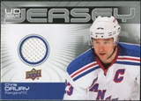 2010/11 Upper Deck Game Jerseys #GJCD Chris Drury