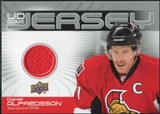 2010/11 Upper Deck Game Jerseys #GJDA Daniel Alfredsson