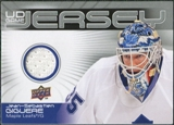 2010/11 Upper Deck Game Jerseys #GJJG Jean-Sebastien Giguere