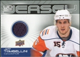 2010/11 Upper Deck Game Jerseys #GJJT Jeff Tambellini