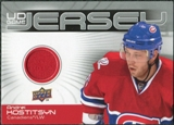 2010/11 Upper Deck Game Jerseys #GJKO Andrei Kostitsyn