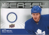 2010/11 Upper Deck Game Jerseys #GJLS Luke Schenn