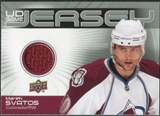 2010/11 Upper Deck Game Jerseys #GJMS Marek Svatos