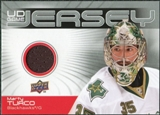 2010/11 Upper Deck Game Jerseys #GJMT Marty Turco