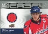 2010/11 Upper Deck Game Jerseys #GJOV Alexander Ovechkin
