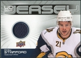 2010/11 Upper Deck Game Jerseys #GJST Drew Stafford