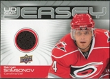 2010/11 Upper Deck Game Jerseys #GJSV Sergei Samsonov