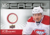 2010/11 Upper Deck Game Jerseys #GJTP Tomas Plekanec
